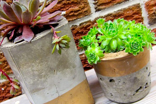 Cement Molds For Planters