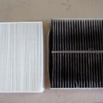 Mold on Air Vents and Air Filter