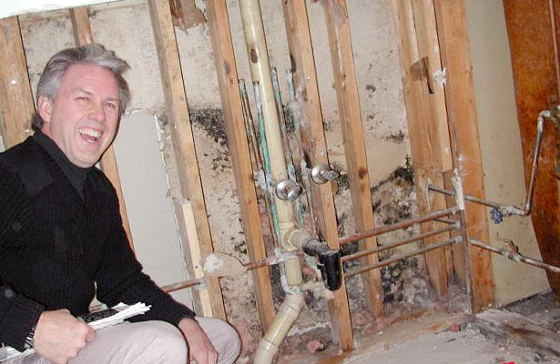 effects of mold and mildew in the home