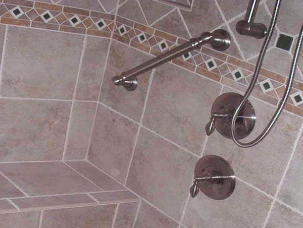 get rid of mildew in shower