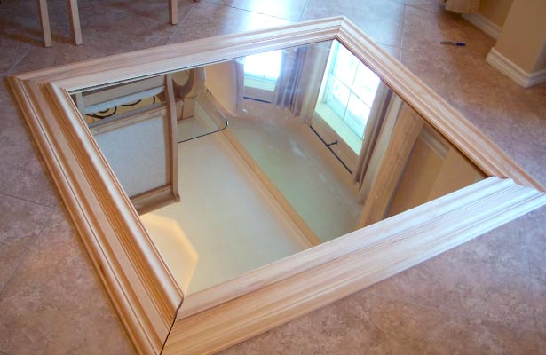 how to make molding for picture frames