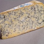 Orange Mold On Gorgonzola Cheese