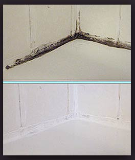 Clean Mildew From Bathtub Caulk