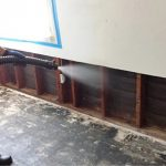 Coastal Oceanside Home Mold Removal and Remediation